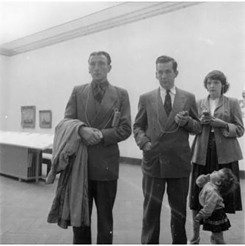 innovacion audioguias de museus Stedelijk Museum pionero